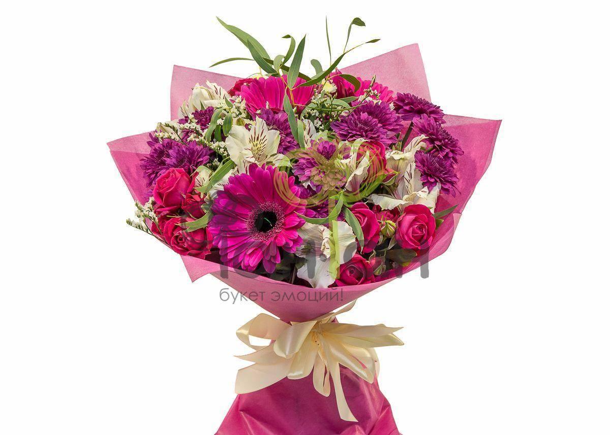 Букеты цветов с доставкой в перми, букет невесты